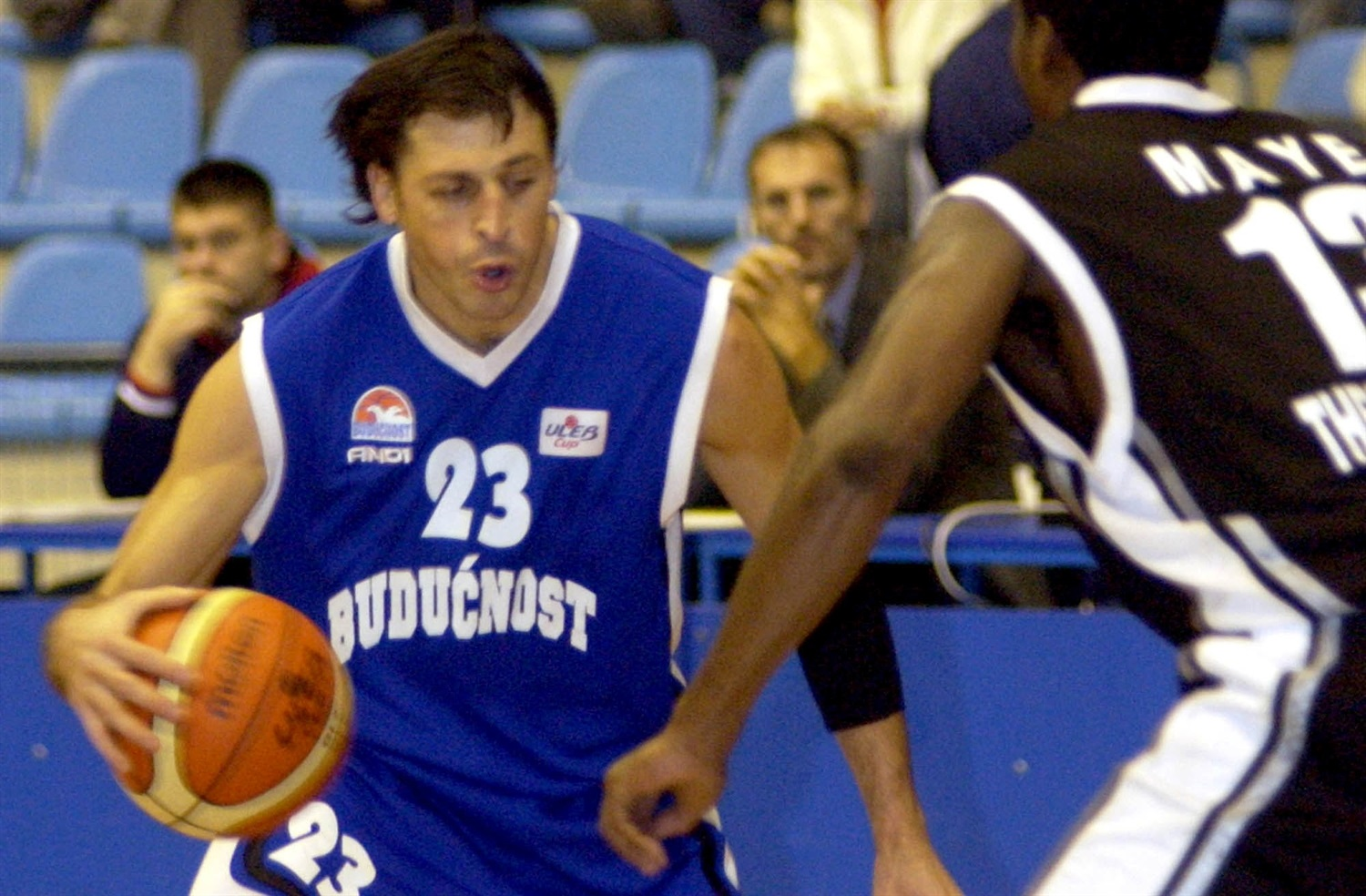 Dragan Vukcevic - Buducnost (photo Buducnost) - EC04