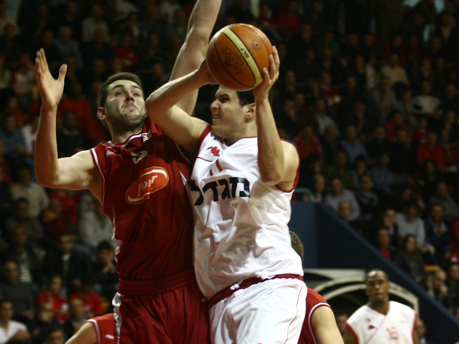 Guy Pnini - Hapoel Jerusalem (photo Hapoel) - EC07