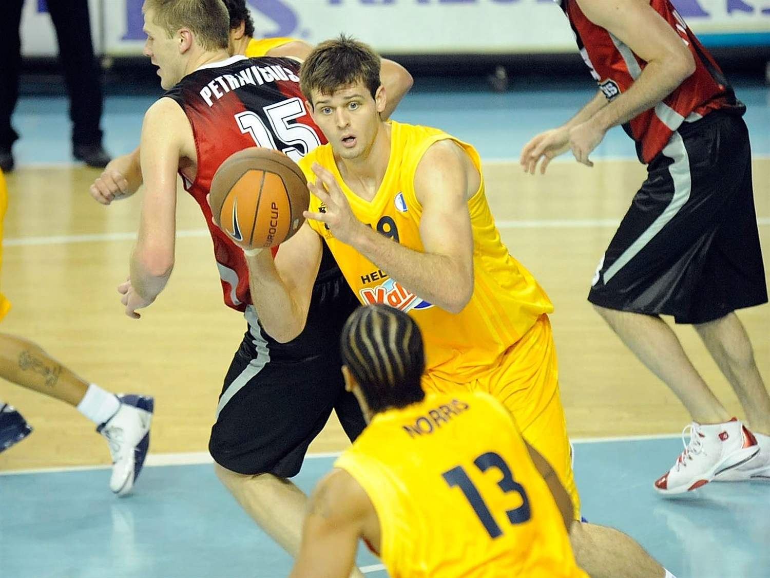 Joel Freeland - Kalise Gran Canaria (photo Gran Canaria) - EC08