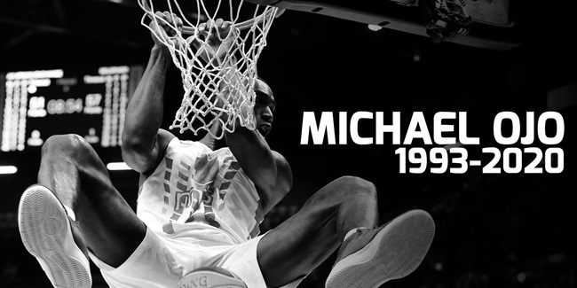 Euroleague Basketball mourns Michael Ojo