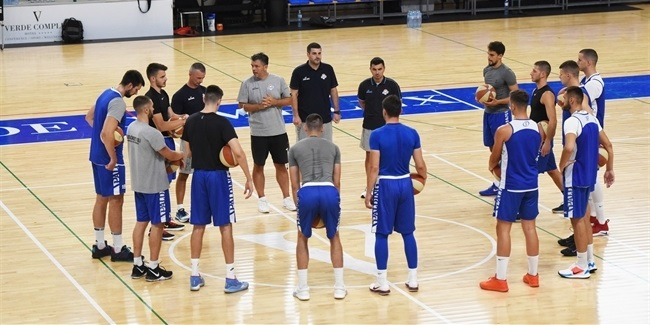 Metropolitans, Buducnost, Bursaspor and Gran Canaria start pre-season