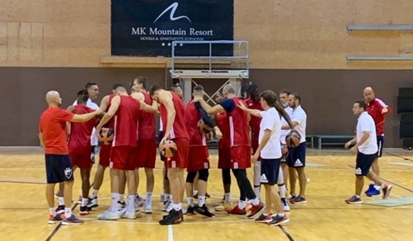 New-look Zvezda heads to the mountains to prepare for 2020-21