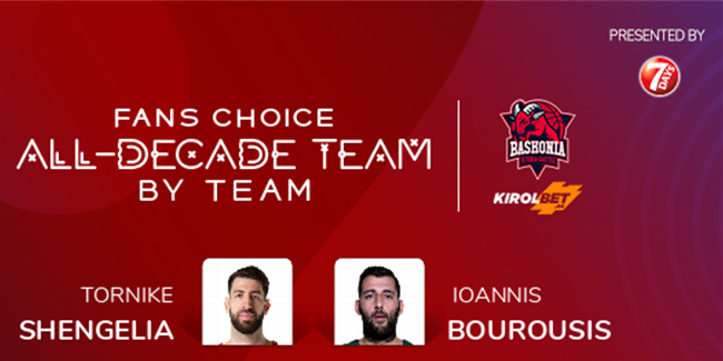 Fans Choice All-Decade Team: TD Systems Baskonia Vitoria-Gasteiz