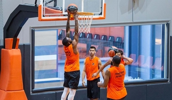 UNICS, Partizan, Promitheas open season preparations