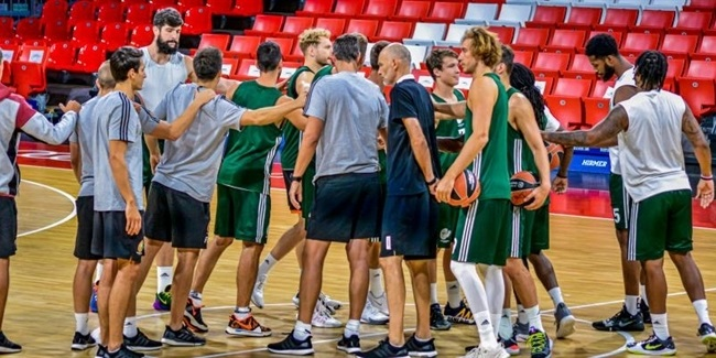 EuroCup preseason: Olimpija downs Bayern in friendly