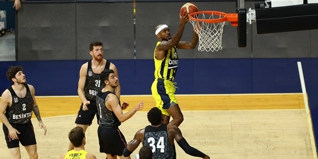 EuroLeague preseason: First wins for Efes, Fenerbahce and Olympiacos