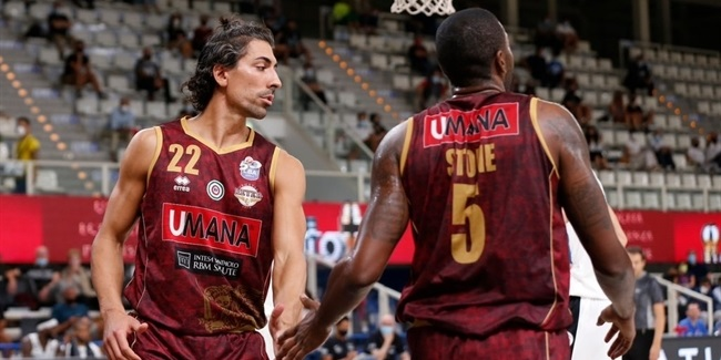 EuroCup preseason: Venice survives Trento in Italian SuperCup