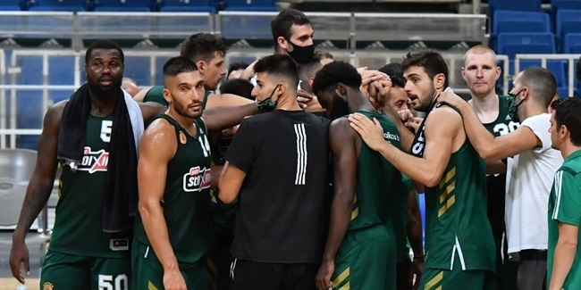 Roster Rundown Panathinaikos OPAP Athens