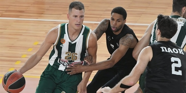 Preseason: CSKA, Panathinaikos, ASVEL post wins
