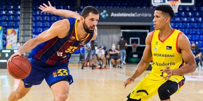 Preseason: Andorra wins Catalan League