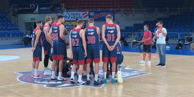 2020 Media Day Live: TD Systems Baskonia Vitoria-Gasteiz