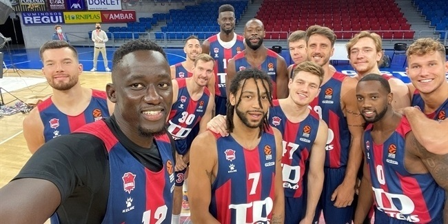 Media Day 2020-21: TD Systems Baskonia Vitoria-Gasteiz