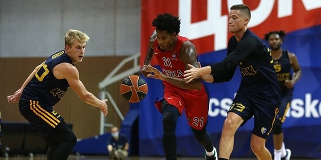 Preseason: CSKA runs past depleted Khimki