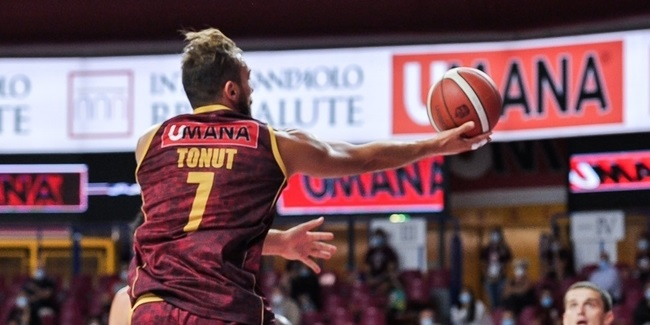 EuroCup preseason: Reyer claims big win