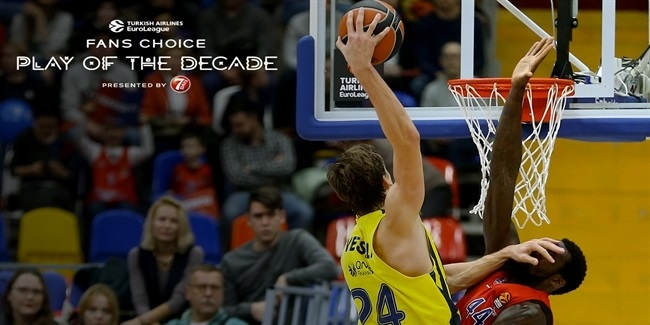 Round 10 winner, Fans Choice Play of the Decade: Jan Vesely