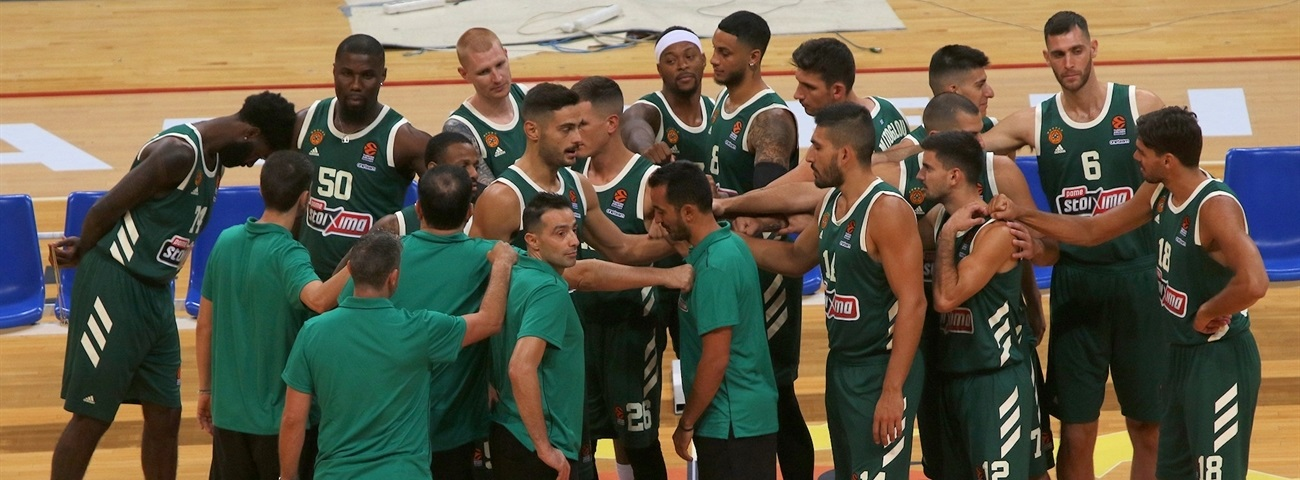 2020 Media Day Live: Panathinaikos OPAP Athens