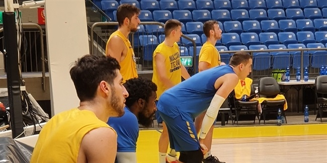 Roster rundown Maccabi Playtika Tel Aviv