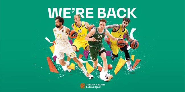 EuroLeague fans, get ready: WE'RE BACK!