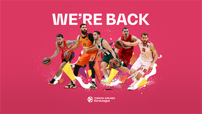 The wait is over: #EuroLeagueisBack