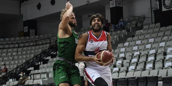 Bahcesehir defeats Darussafaka in friendly