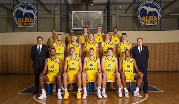 Roster rundown ALBA Berlin