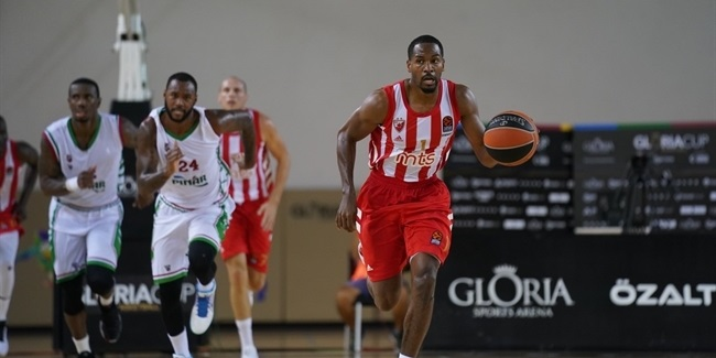 Preseason: Zvezda, CSKA cruise to double-digit wins