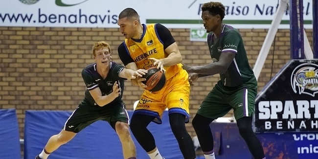Preseason: Gran Canaria rallies past Unicaja