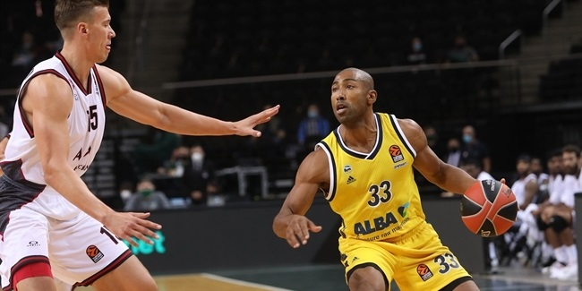 WE'RE BACK PRESEASON TOUR in Kaunas: ALBA vs. Milan