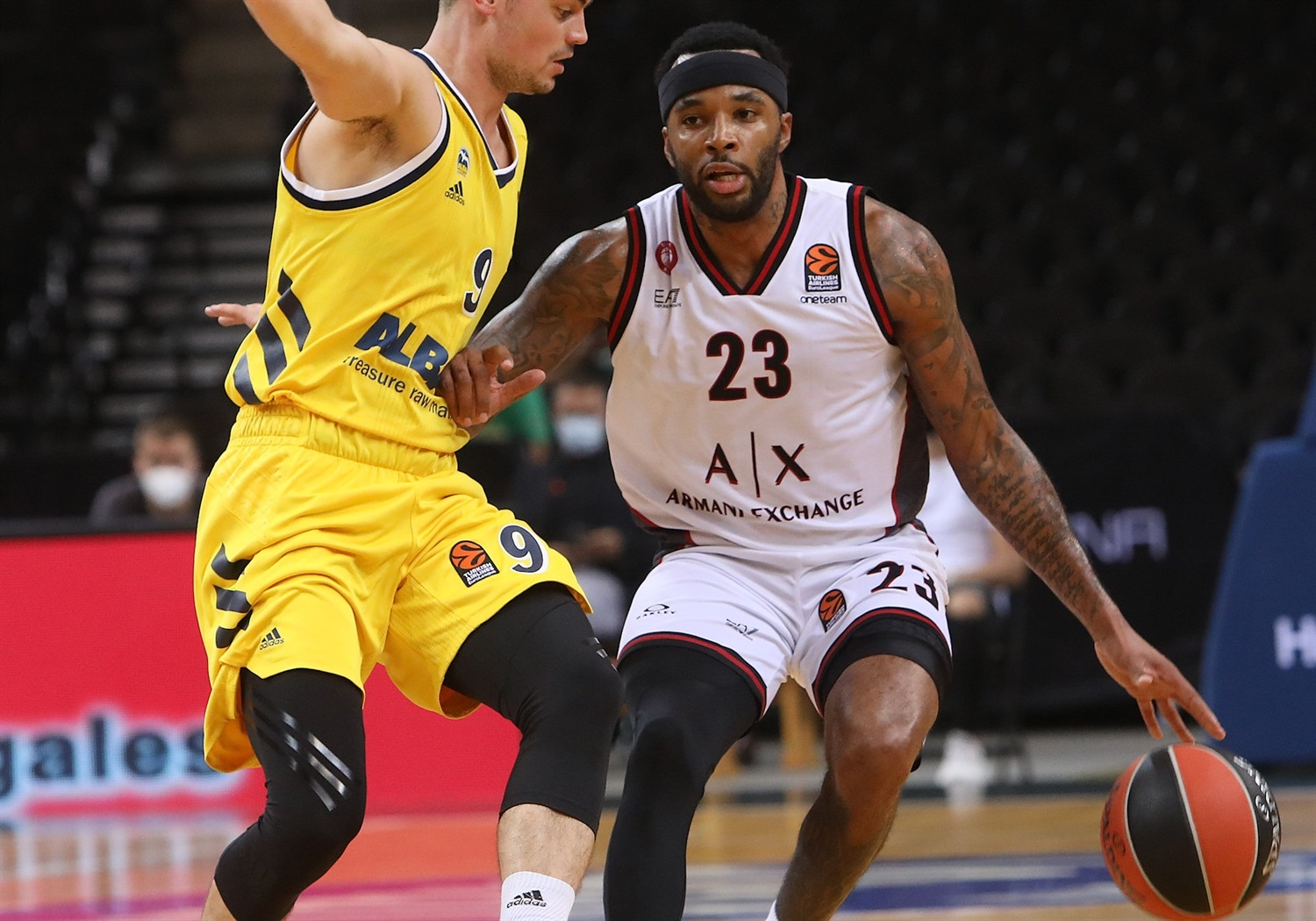 Malcolm Delaney - AX Armani Exchange Milan - Preseason Tour Kaunas 2020 - EB20