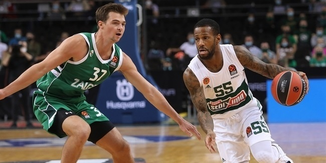 WE'RE BACK PRESEASON TOUR in Kaunas: Zalgiris vs. Panathinaikos