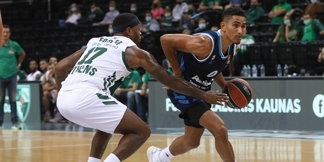 WE'RE BACK PRESEASON TOUR in Kaunas: ALBA vs. Panathinaikos