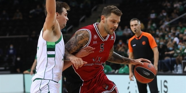 WE'RE BACK PRESEASON TOUR in Kaunas, Final: Milan vs. Zalgiris
