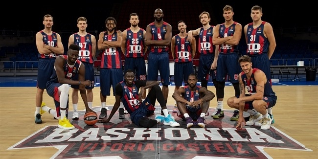 Roster Rundown: TD Systems Baskonia Vitoria-Gasteiz