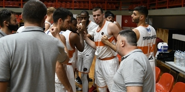Roster rundown Promitheas Patras