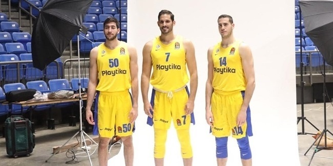 2020 Media Day Live: Maccabi Playtika Tel Aviv
