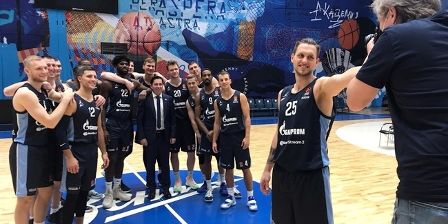 Media Day 2020-21: Zenit St Petersburg