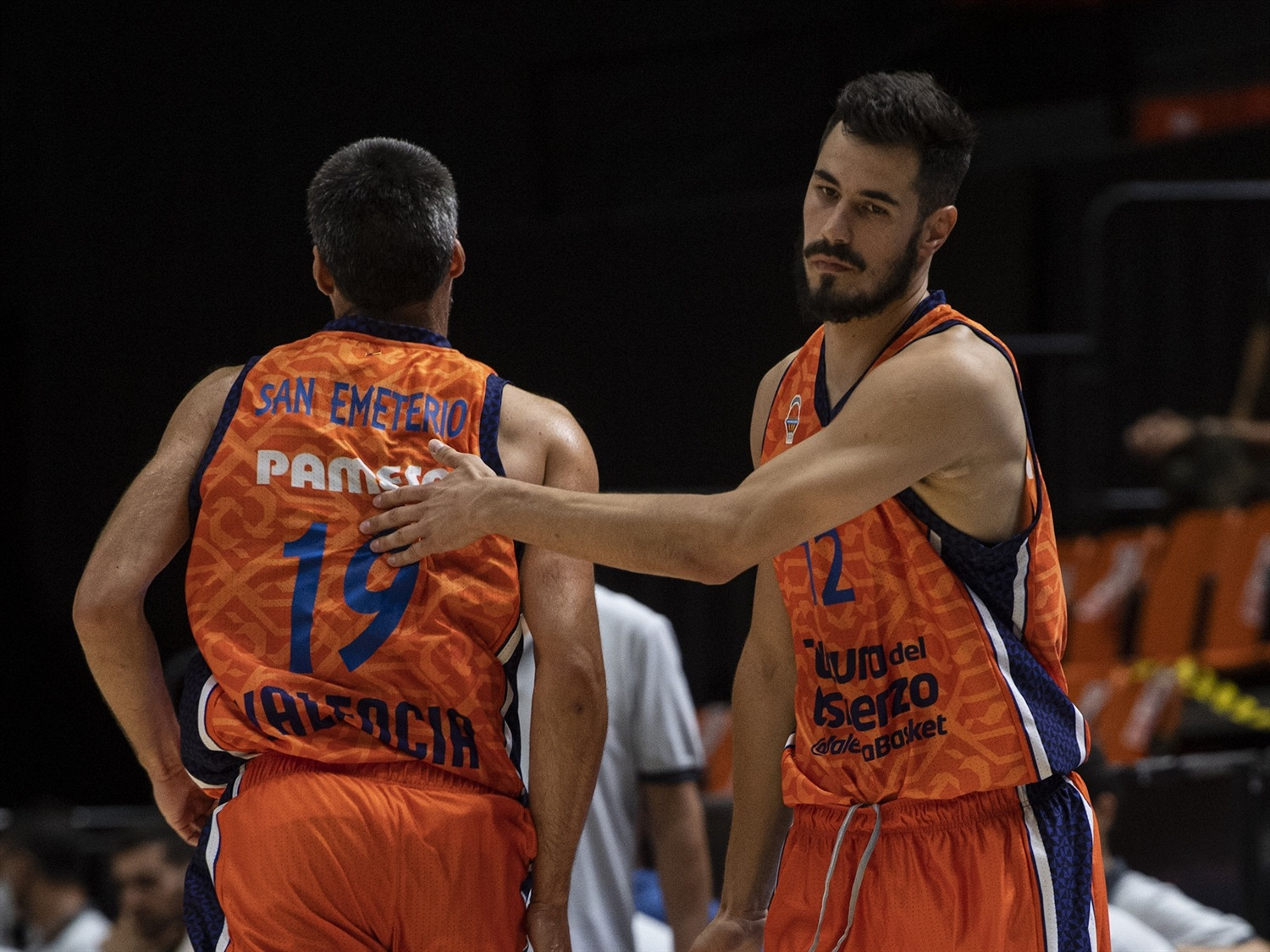 Nikola Kalinic - Valencia Basket - Preseason Tournament Valencia 2020 - EB20