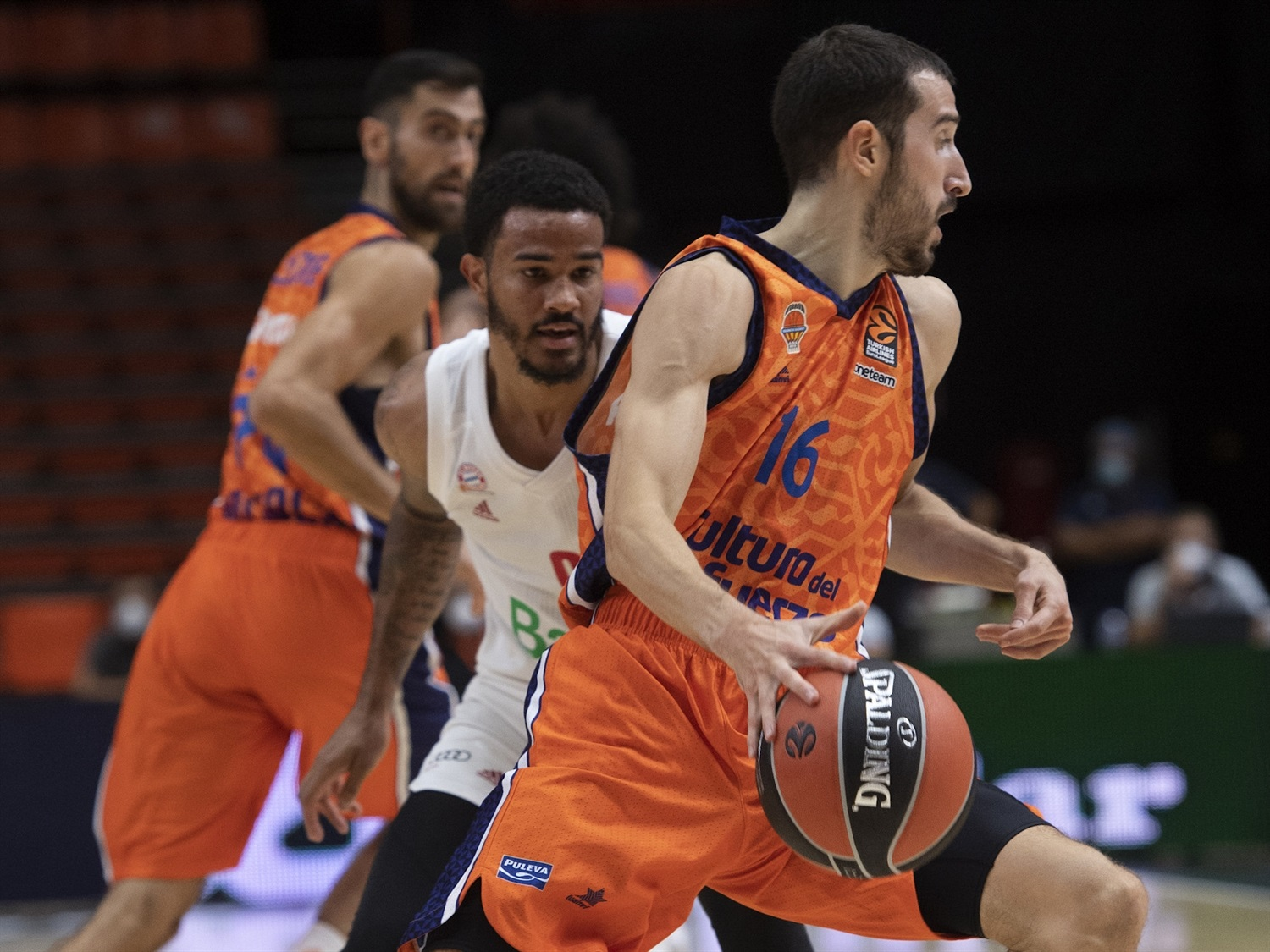 Guillem Vives - Valencia Basket - Preseason Tournament Valencia 2020 - EB20