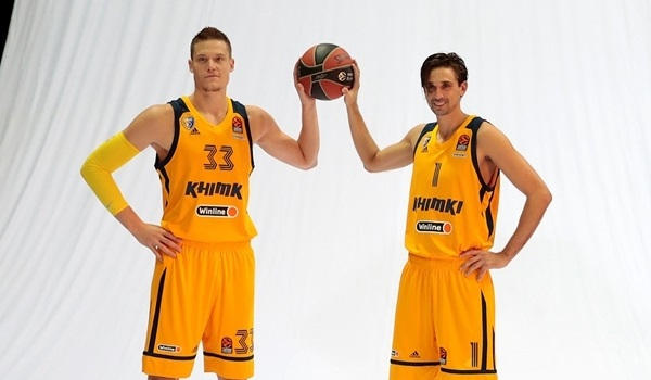 2020 Media Day Live: Khimki Moscow Region