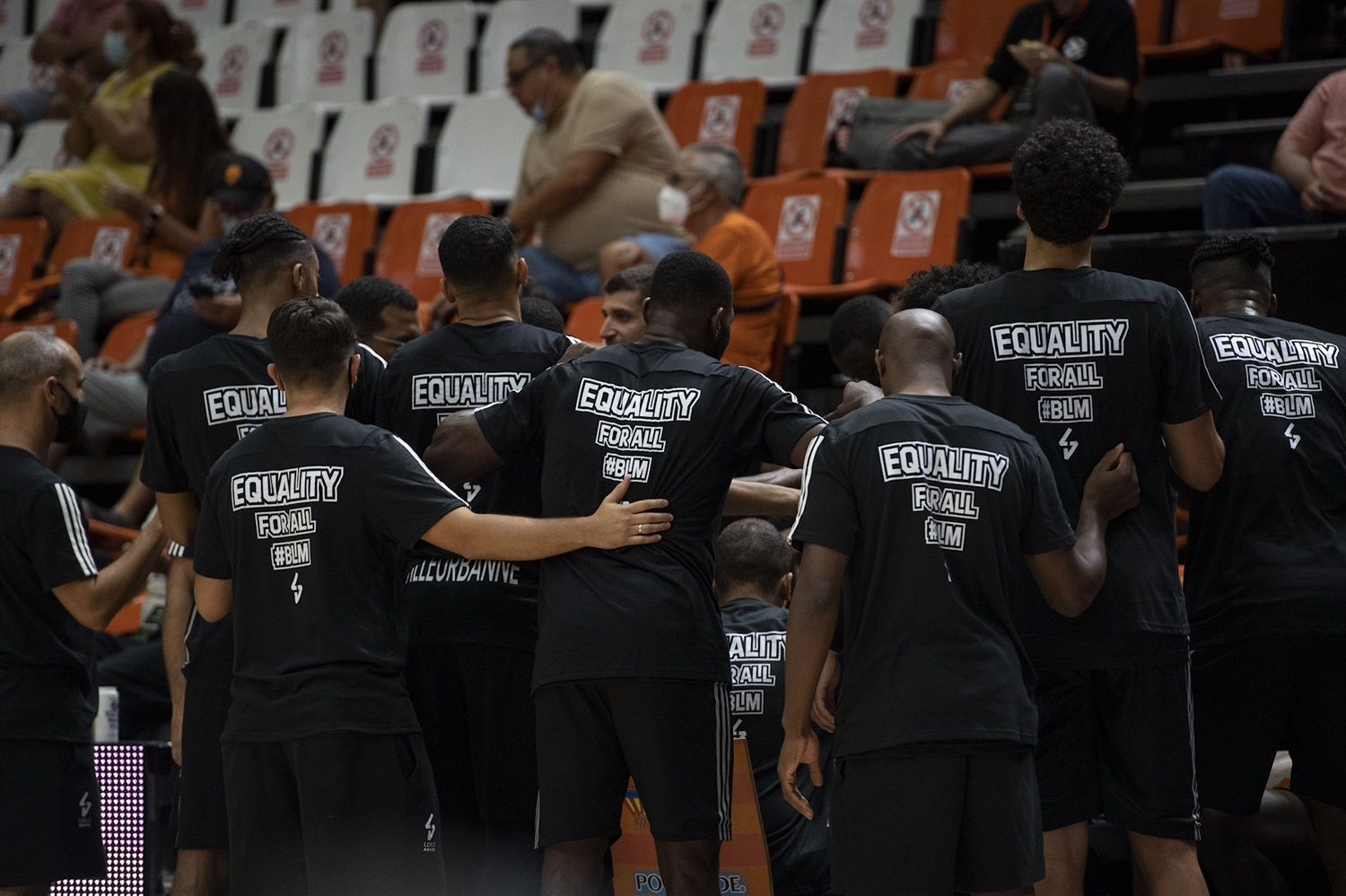 Equality - LDLC ASVEL Villeurbanne - Preseason Tournament Valencia 2020 - EB20