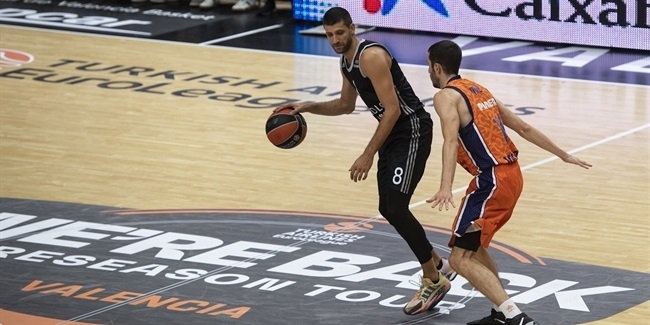 WE'RE BACK PRESEASON TOUR in Valencia: ASVEL vs. Valencia