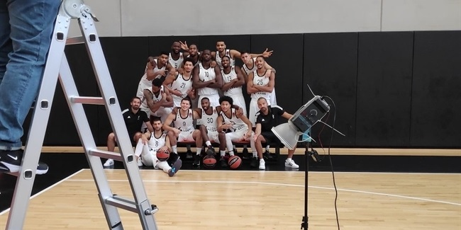 Media Day 2020-21: LDLC ASVEL Villeurbanne