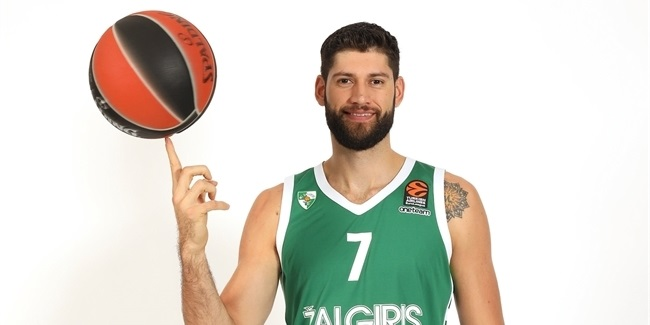 Zalgiris's Garino undergoes surgery