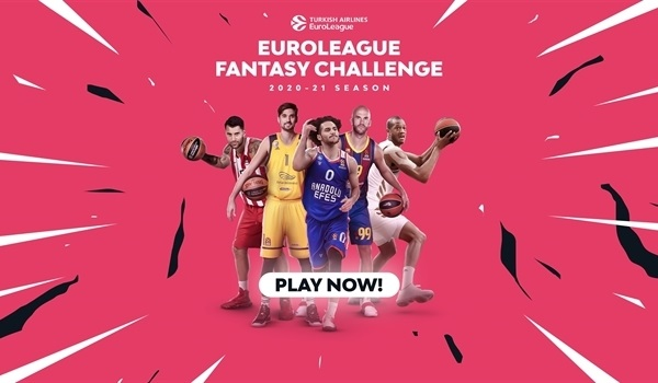 The 2020-21 EuroLeague Fantasy Challenge is here!