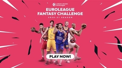 EuroLeague Fantasy Challenge Round 27 winner