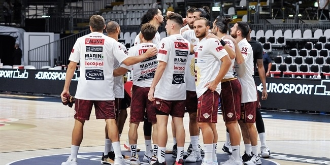Roster rundown Umana Reyer Venice