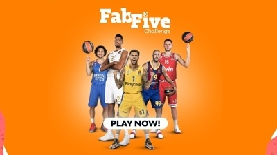 EuroLeague FabFive Challenge Round 27 winner