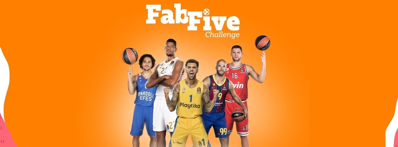 EuroLeague FabFive Round 9 winner