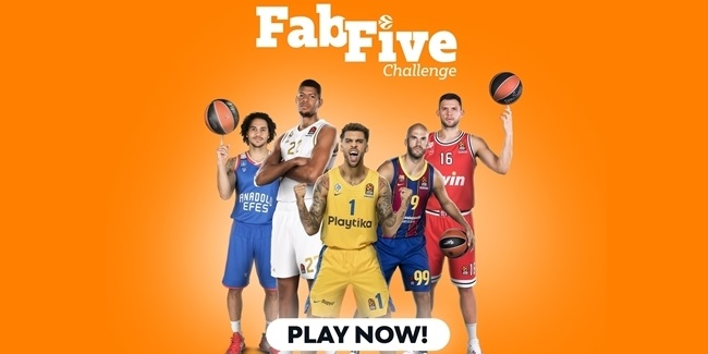 EuroLeague FabFive Challenge Round 20 winner