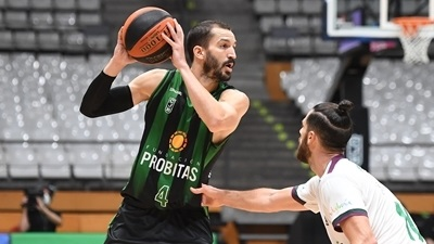 Interview, Pau Ribas, Joventut: 'I knew I would be back'